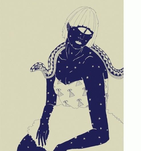 Chimeras, Eirian's Portfolio #illustration #girl