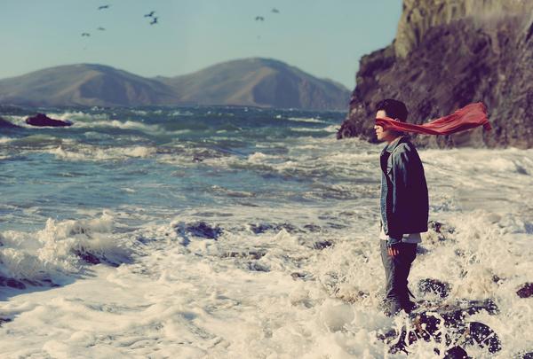 photo #ocean #wind #water #min #sanfrancisco #brave