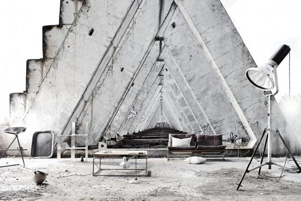 Lotta Agaton: Mikkel #interior #concrete #design #deco #decoration