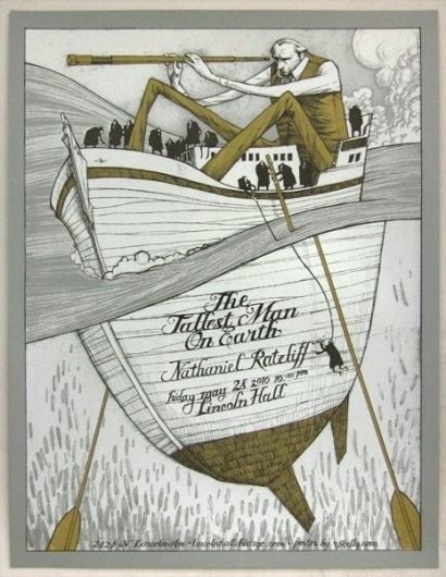 GigPosters.com - Tallest Man On Earth, The
