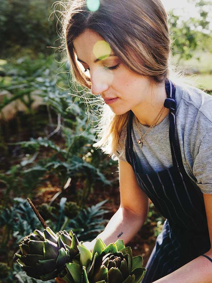 Chef Giorgia Goggi