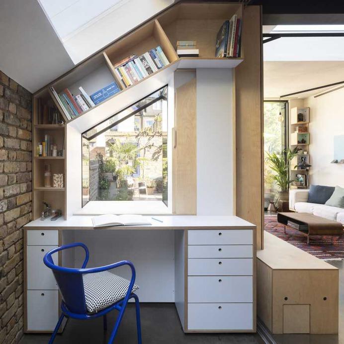home office / RISE Design Studio