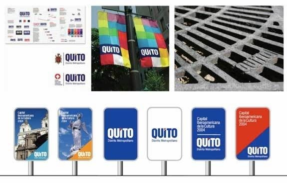 QUITO #logotype #visual #branding #corporate #identity #logo #ecuador