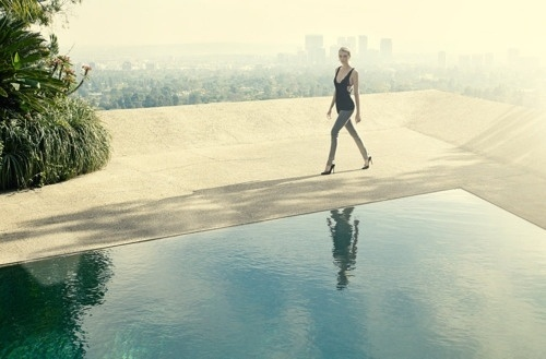 Inspiration | Jordan Lloyd #beautiful #pool #model #photography