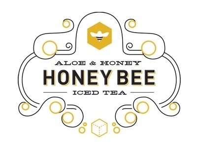 Dribbble - Honey Bee Logo Final by Haruko Hayakawa #logo #bee #honey