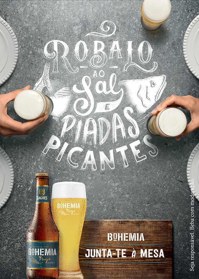Sagres Bohemia – Join the Table