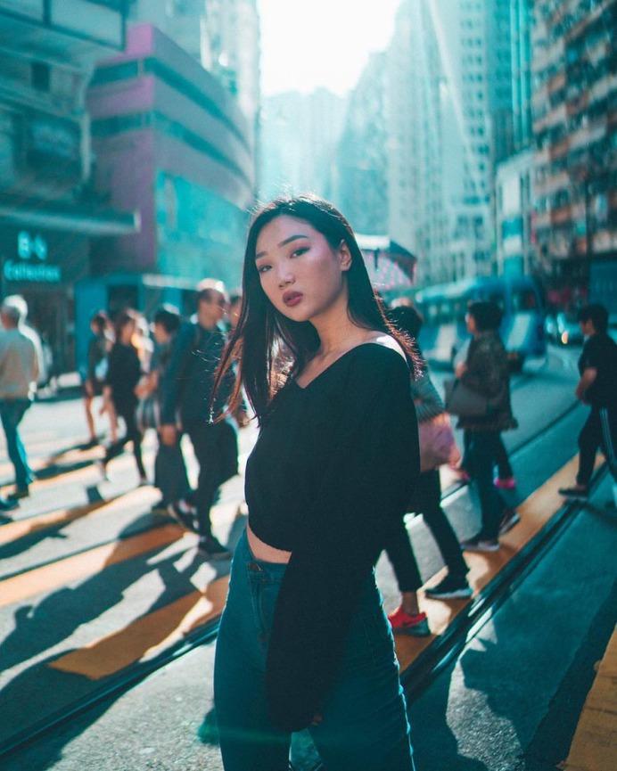 Moody Street Portrait Photography by Edward Barnieh