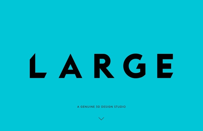 Large, inspiration N°342 published on The Gallery in date August 19th, 2015. #website