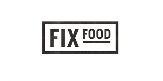 Ludlow Kingsley | Work | Fix Food #logo #identity