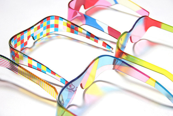 mikiya kobayashi + ryota sakae: cinderella glasses #glasses