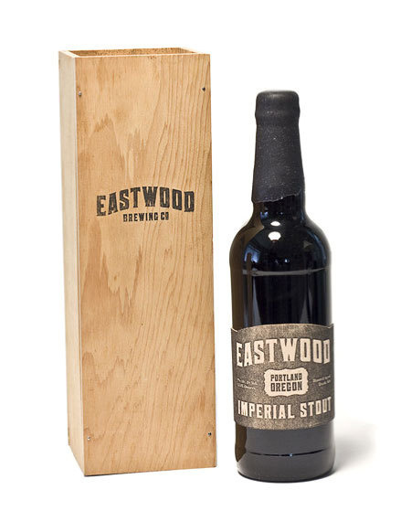 Eastwood Brewing #packaging #beer #design #bottle