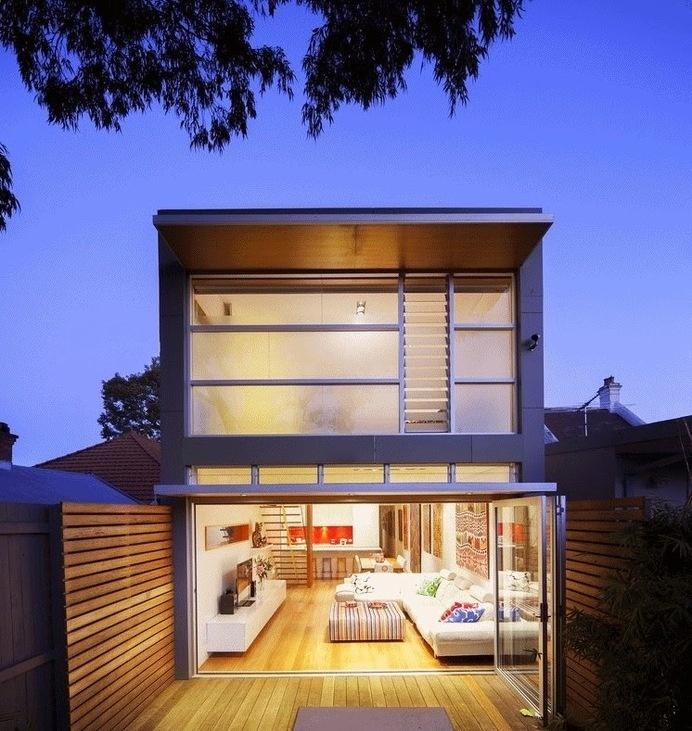 Beautiful Leichhardt House in Sydney #interior #design #architecture