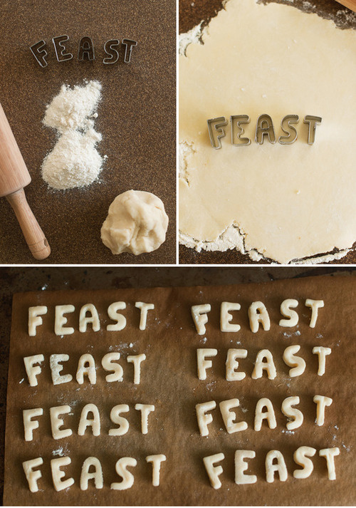 Food Typography #food #typography