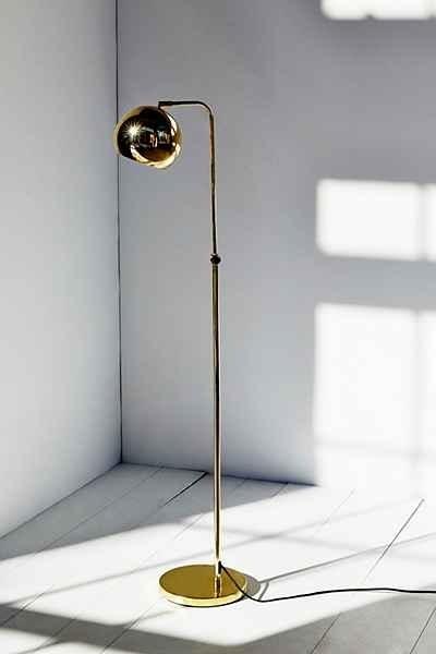 Gumboil Floor Lamp, Urban Outfitters