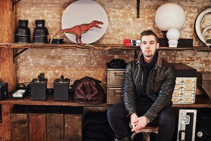 Joey L. Interview by Nick Onken on Shoptalk Radio #man #joey #portrait #l