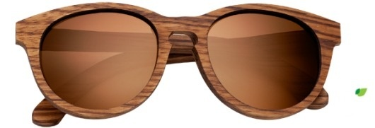 Shwood | Wood Sunglasses | Oswald | Zebrawood #glasses #zebrawood #sunglasses #wood #brown #shwood #oswald