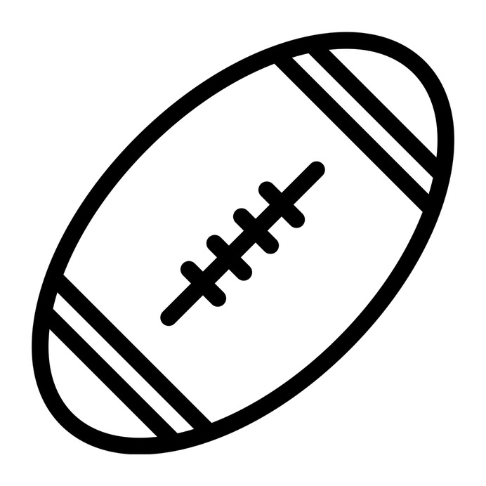 See more icon inspiration related to sports and competition, rugby ball, rugby game, sports ball, american football, sportive and sports on Flaticon.