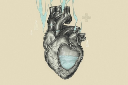 art life #heart #illustration