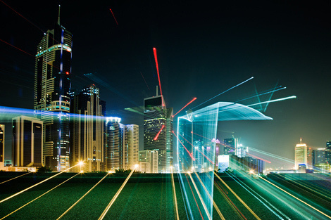Фотограф Jakob Wagner #motion #city #exposure #light #long #dark #trails