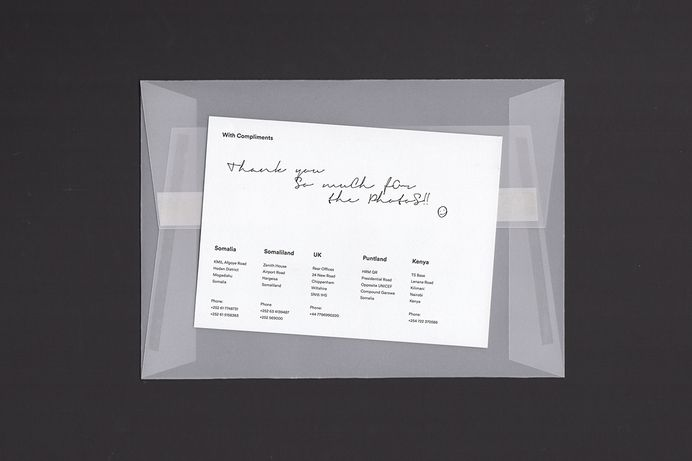 Transparency Solutions on Behance