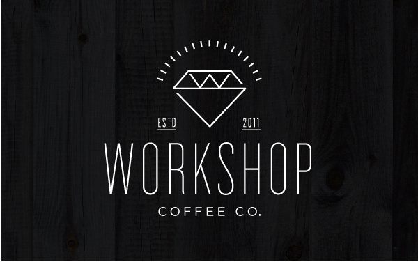 Workshop Coffee Co. on the Behance Network #branding #brand #identity #coffee #logo