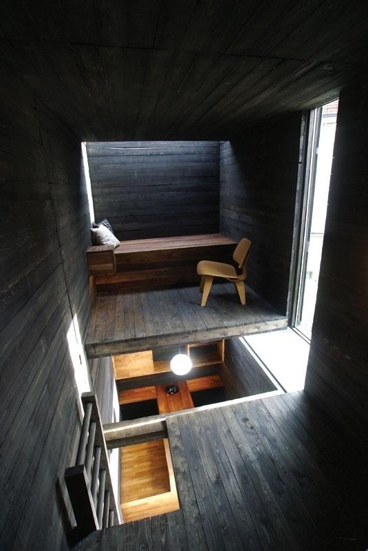 Prototyphuset Boxhome / from Rintala Eggertsson Architects. #ahitecture