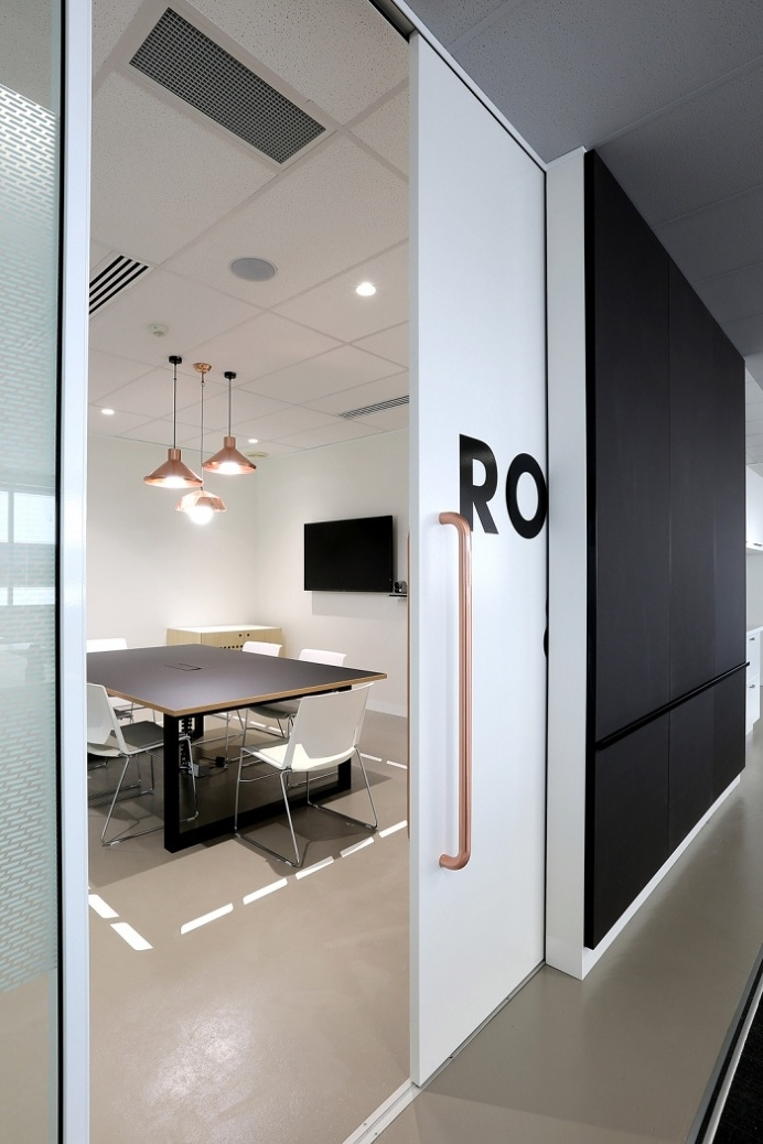 Pacific Brands Underwear Group – Burwood Offices