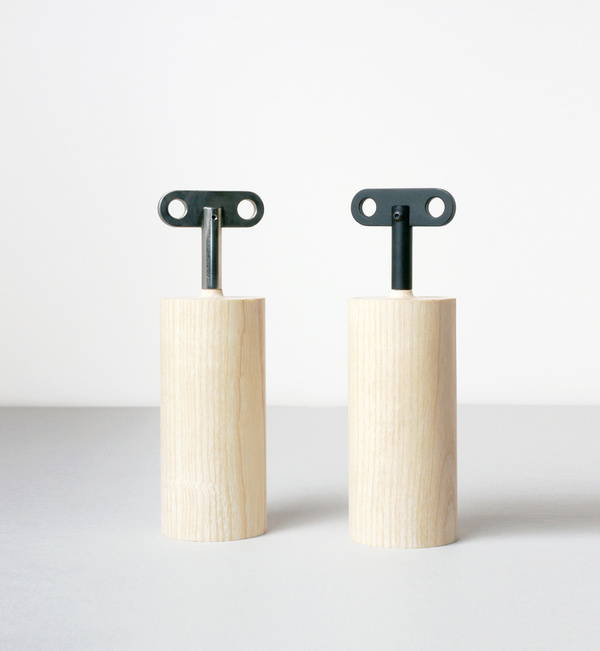 Salt and Pepper Box by Oscar Diaz #pepper #design #minimal #and #minimalist #salt