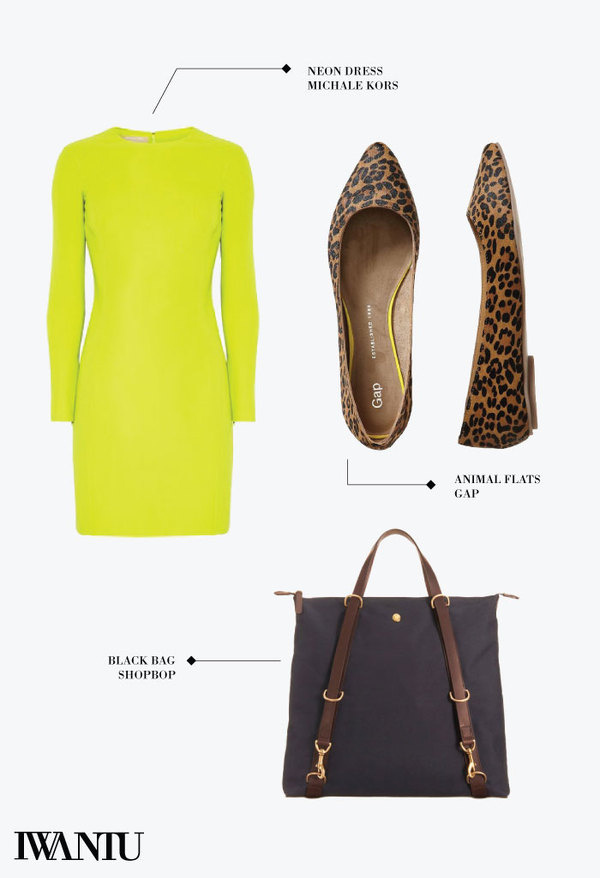 I WANT YOU NEON | A SWEET SPIRIT #leopard #print #asweetspirit #fashion #layout #neon