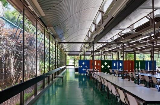 Clássicos da Arquitetura: Hospital Sarah Kubitschek Salvador / João Filgueiras Lima (Lelé) (5) #lima #joã£o #architecture #brasil #hospital #lelã© #filgueiras