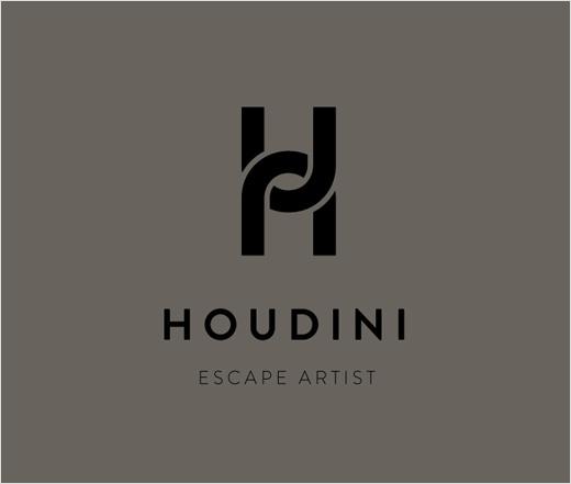 Logo Concept for Harry Houdini #logo #brand #identity #houdini