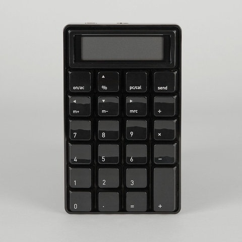 10 Key Calculator | Goods | The Ghostly Store #product #design