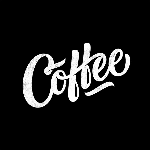 Coffee; lettering #coffee #lettering