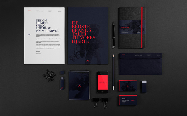Graphic Design / Brand Consultancy / Local Superheroing – by Martin Albrecht » Formløs #typo