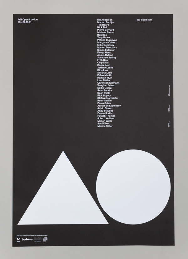 Spin — AGI Open Identity #poster
