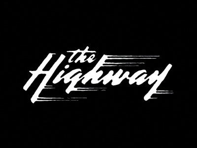typeverything.com, dan cassaro #speed #highway #typography