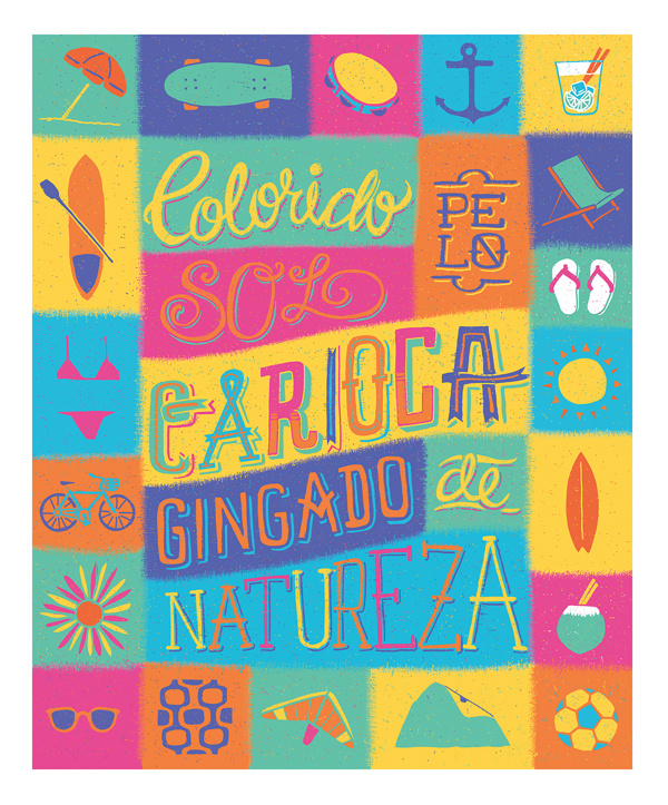 lettering #carioca #lettering #type #typography #callygraphy #sign painting