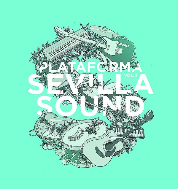 Plataforma Sevilla Sound #illustration #chio