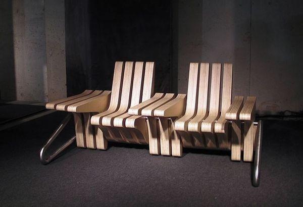 Coffee Bench #interior #creative #modern #design #furniture #architecture #art #decoration