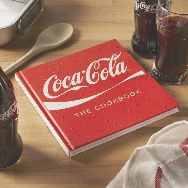 Coca-Cola: The Cookbook #tech #flow #gadget #gift #ideas #cool