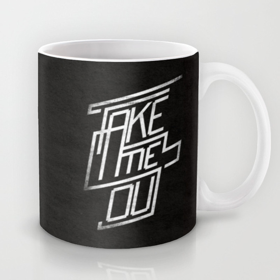 Take me out - Mug