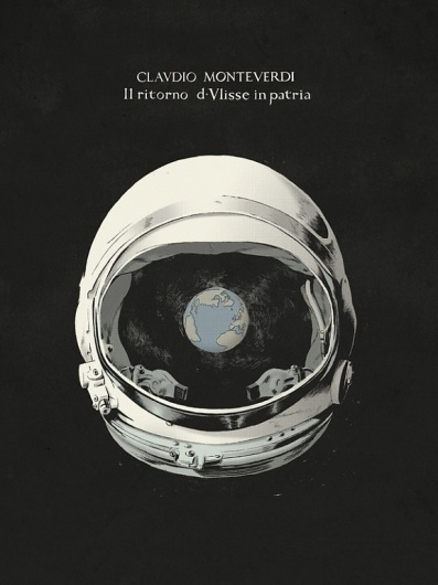 Señor Salme illustrates amazing space suits #illustration #space