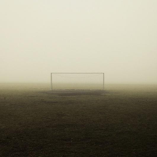 Favourite Places 2: Tempelhofer Feld on the Behance Network #mist #football #photography #goal