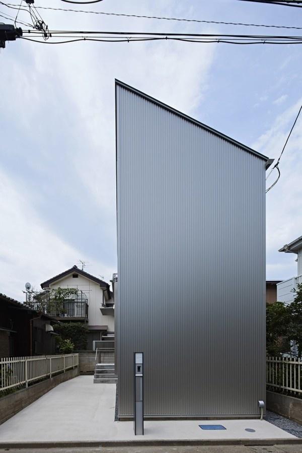 House S by Another APARTMENT #modern #design #minimalism #minimal #leibal #minimalist