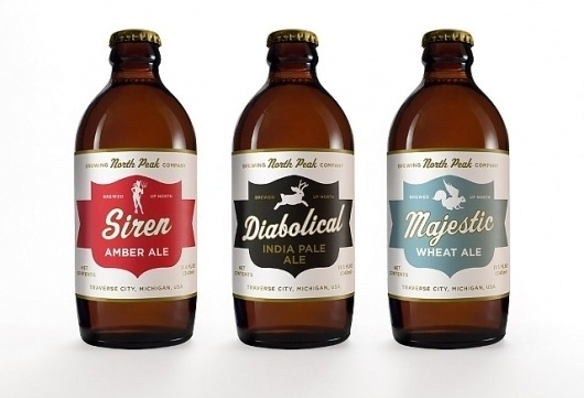 Luke Oeth Design #packaging #badges