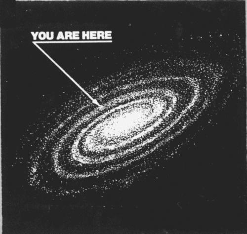 THE INTERGALACTIC JETSET #sign #milkyway #galaxy