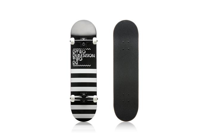 Dimension Two Skate #skateboard #skate