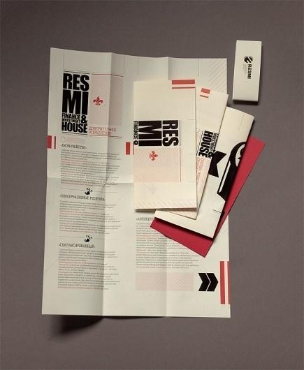 Astronaut #print #design #graphic #identity #typography