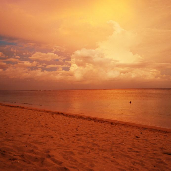 IG020 #side #sunset #beach