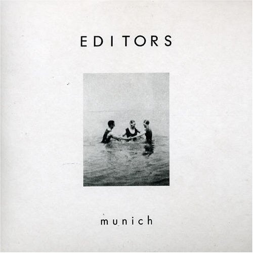 Editors Munich 1 Album Cover #album #cover #art #editors #munich